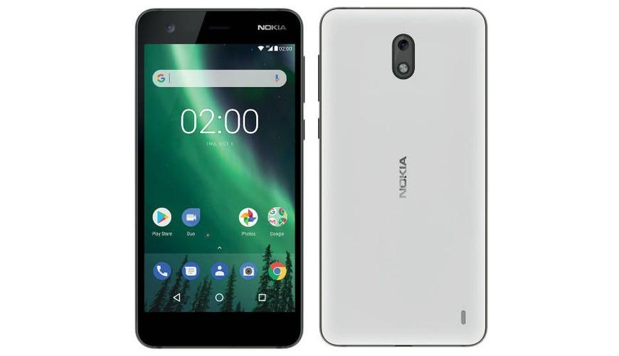 "Nokia 2 ""pin trau"" ban tai Viet Nam tu 15/11, gia chi 2 trieu"