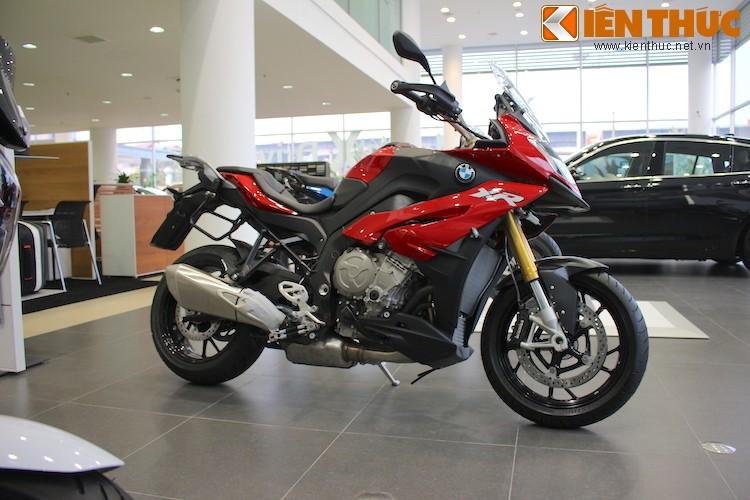 Can canh BMW S1000XR gia 660 trieu tai Viet Nam
