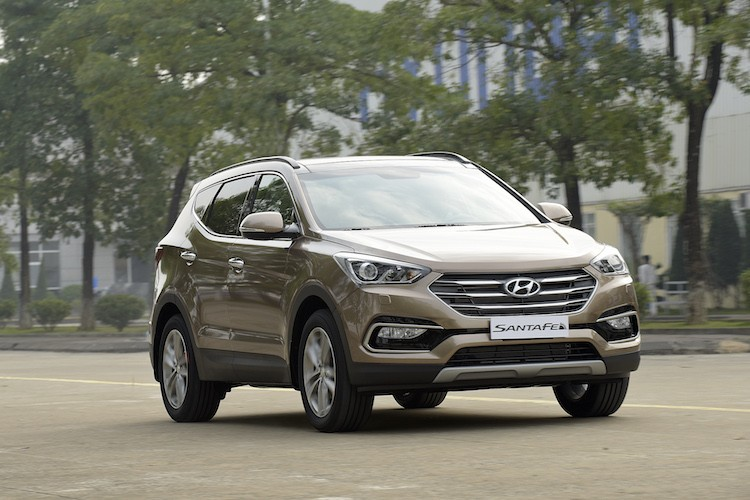 Hyundai SantaFe giam gia ca tram trieu dong tai VN-Hinh-12