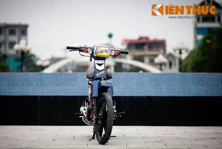 Dan choi Bac Ninh do Honda Dream II sieu chat-Hinh-2