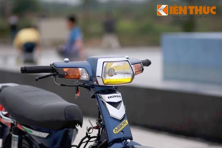 Dan choi Bac Ninh do Honda Dream II sieu chat-Hinh-3