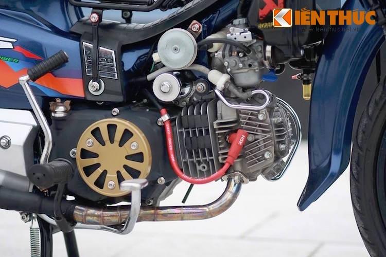 Dan choi Bac Ninh do Honda Dream II sieu chat-Hinh-7