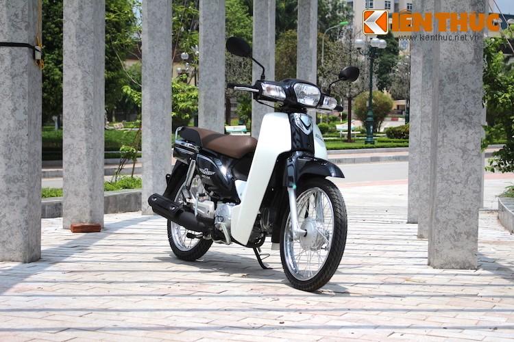 """Soi Honda Dream Viet gia 19 trieu dong truoc gio """"khai tu""""-Hinh-3"""