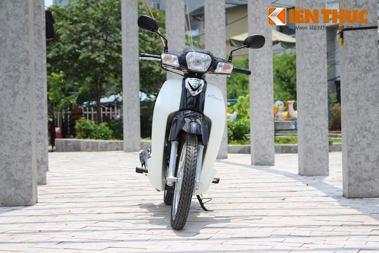 """Soi Honda Dream Viet gia 19 trieu dong truoc gio """"khai tu"""""""