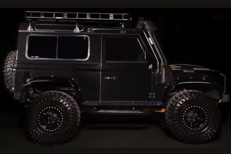 """Xe chien"" Land Rover Defender - tu phim ra doi that-Hinh-10"