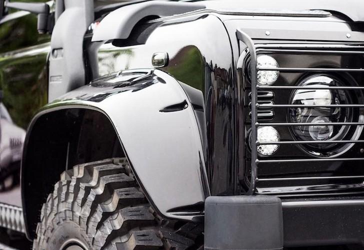"""Xe chien"" Land Rover Defender - tu phim ra doi that-Hinh-5"