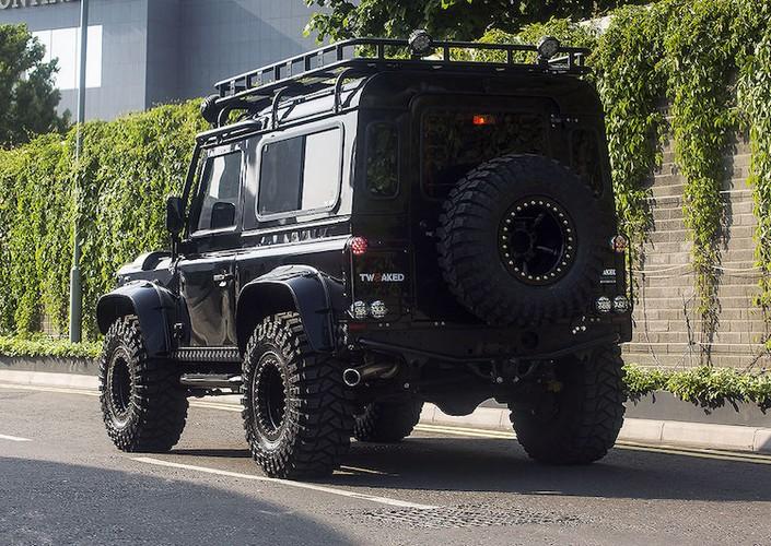 """Xe chien"" Land Rover Defender - tu phim ra doi that-Hinh-7"
