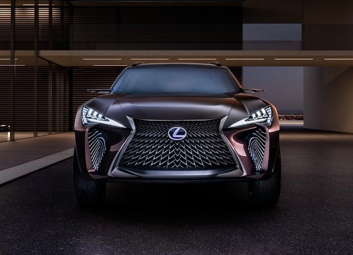 """Lexus """"dap tra"""" BMW X2 voi crossover UX sieu hien dai-Hinh-2"""