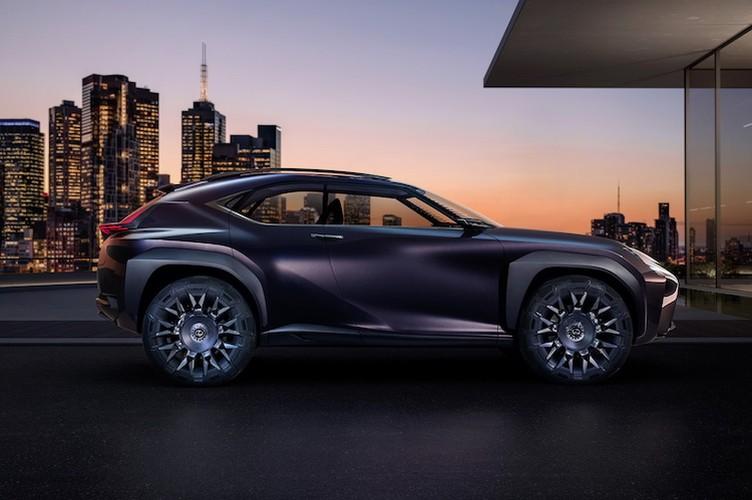 """Lexus """"dap tra"""" BMW X2 voi crossover UX sieu hien dai-Hinh-3"""