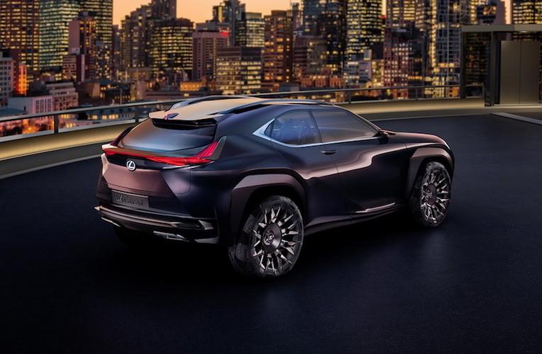 """Lexus """"dap tra"""" BMW X2 voi crossover UX sieu hien dai-Hinh-4"""