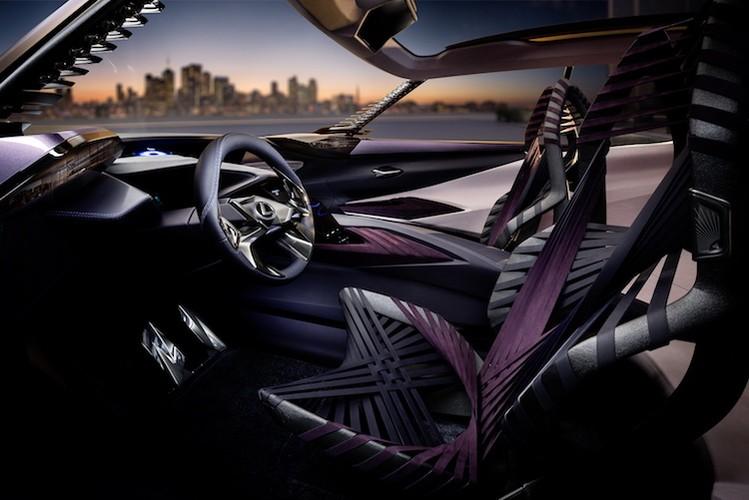 """Lexus """"dap tra"""" BMW X2 voi crossover UX sieu hien dai-Hinh-5"""