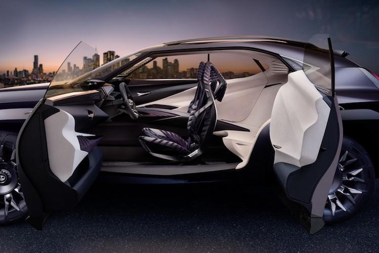 """Lexus """"dap tra"""" BMW X2 voi crossover UX sieu hien dai-Hinh-6"""