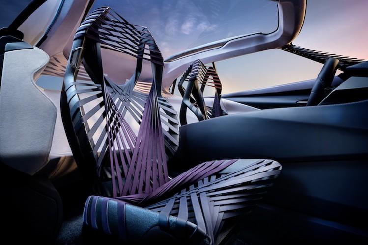 """Lexus """"dap tra"""" BMW X2 voi crossover UX sieu hien dai-Hinh-7"""