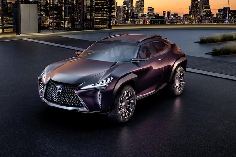 """Lexus """"dap tra"""" BMW X2 voi crossover UX sieu hien dai-Hinh-8"""
