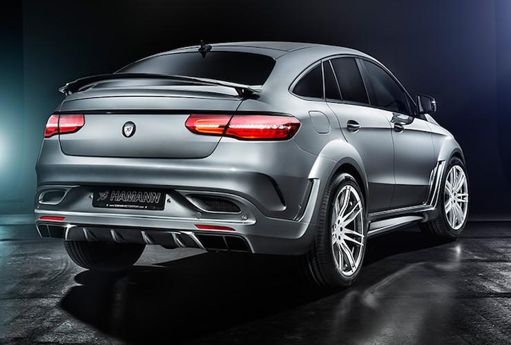 Mercedes-AMG GLE 63 Coupe