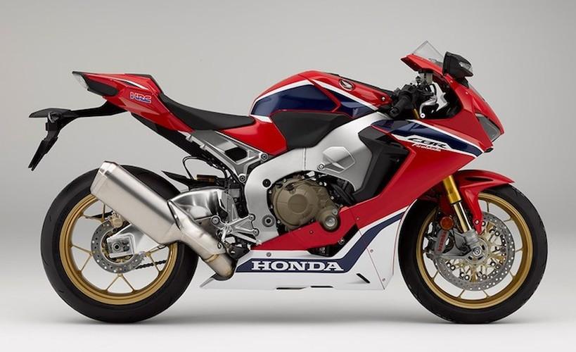 Honda CBR1000RR 2017 -