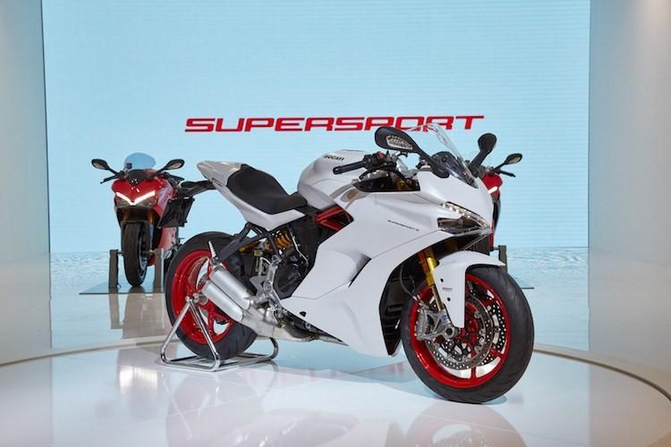 Sieu moto Ducati Supersport moi gia hon 300 trieu tai Duc