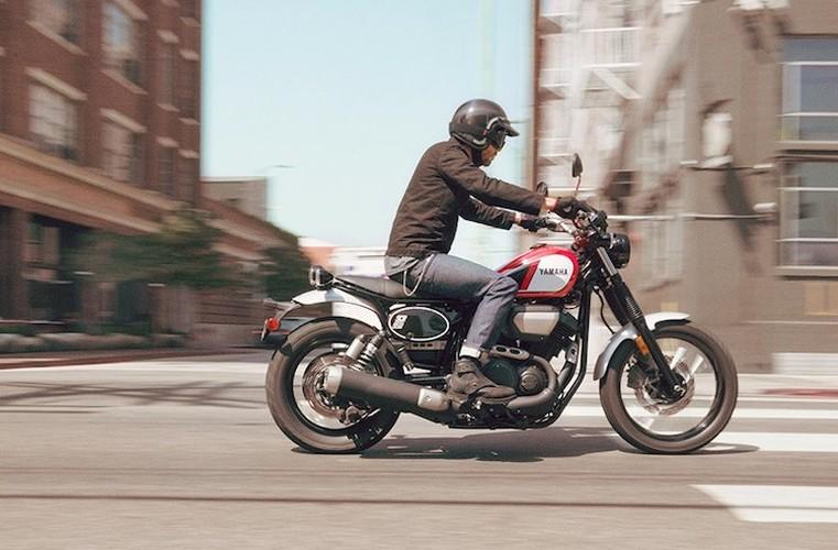 "Yamaha ""nha hang"" moto scrambler hoai co SCR950-Hinh-3"