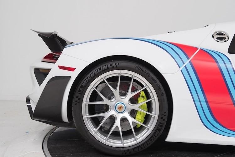 """""""Thuoc doc"""" Porsche 918 Spyder trieu do do tem dau Martini-Hinh-3"""