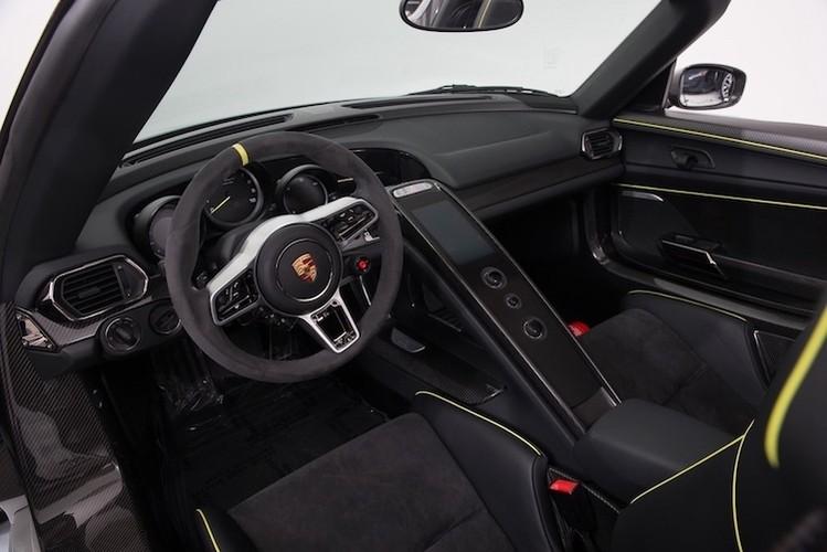 """""""Thuoc doc"""" Porsche 918 Spyder trieu do do tem dau Martini-Hinh-5"""