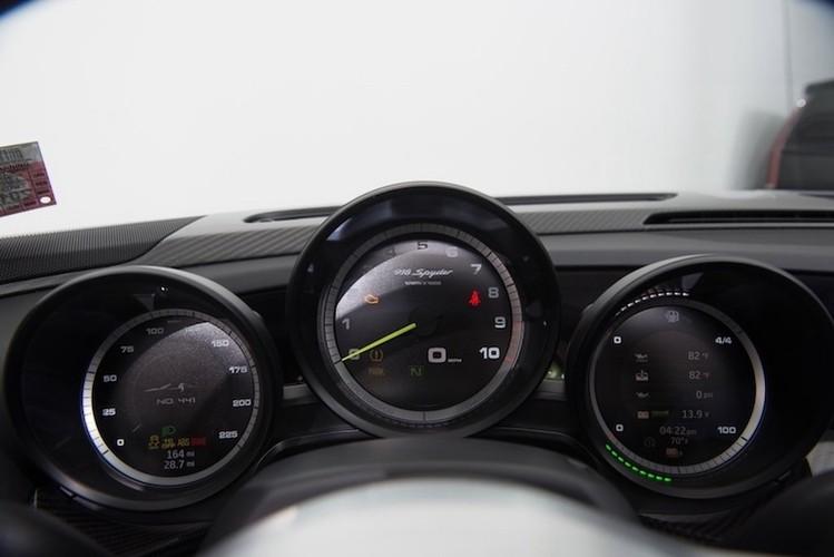 """""""Thuoc doc"""" Porsche 918 Spyder trieu do do tem dau Martini-Hinh-6"""