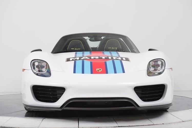 """""""Thuoc doc"""" Porsche 918 Spyder trieu do do tem dau Martini-Hinh-8"""