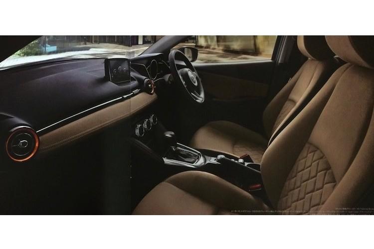 Xe co nho, gia re Mazda2 phien ban 2017