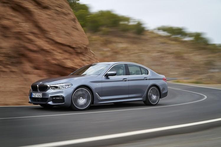 BMW 5 Series the he moi: Tien hoa de ton tai-Hinh-11
