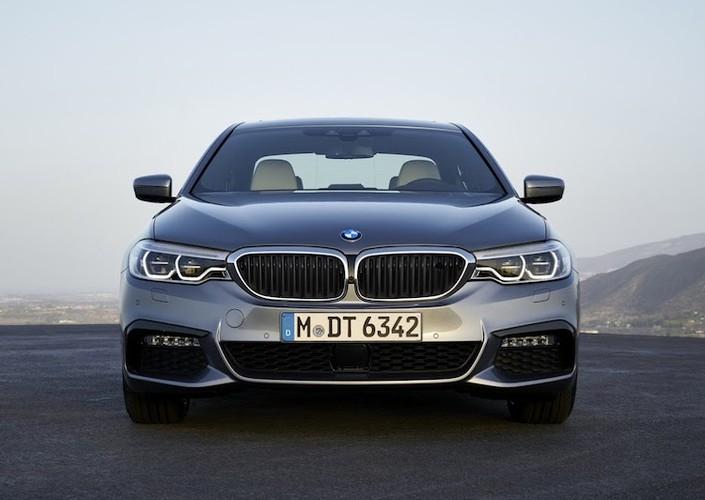 BMW 5 Series the he moi: Tien hoa de ton tai-Hinh-2