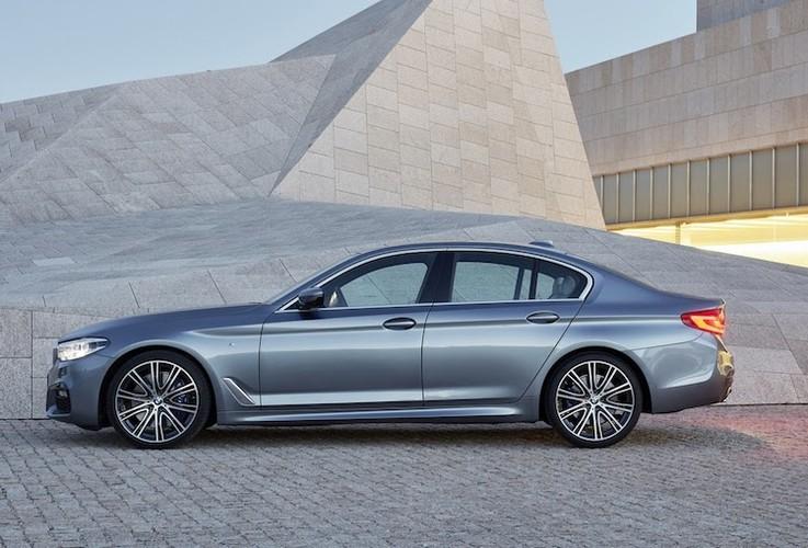 BMW 5 Series the he moi: Tien hoa de ton tai-Hinh-3