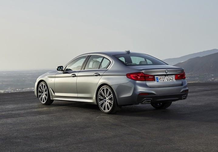BMW 5 Series the he moi: Tien hoa de ton tai-Hinh-4