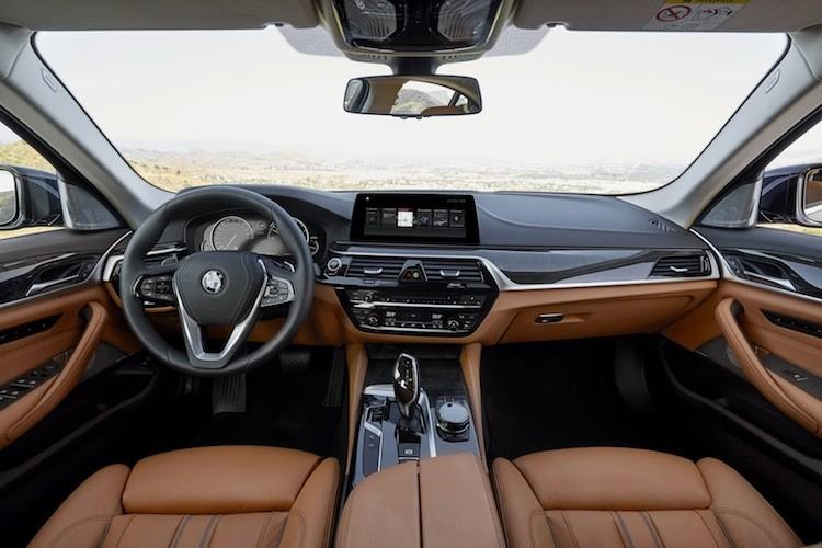 BMW 5 Series the he moi: Tien hoa de ton tai-Hinh-8