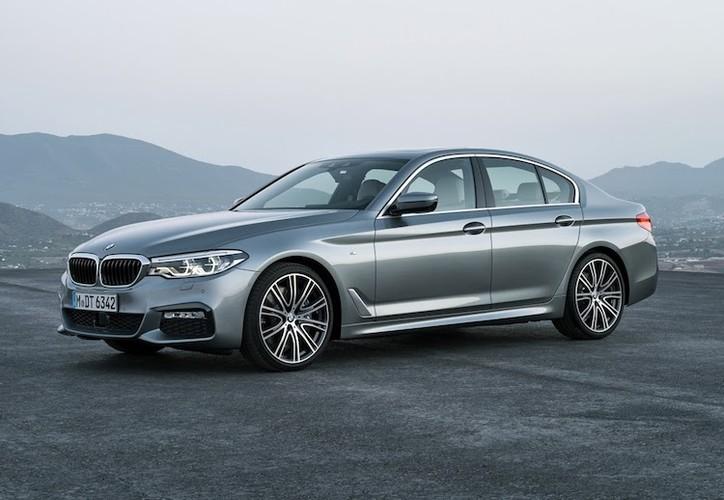 BMW 5 Series the he moi: Tien hoa de ton tai