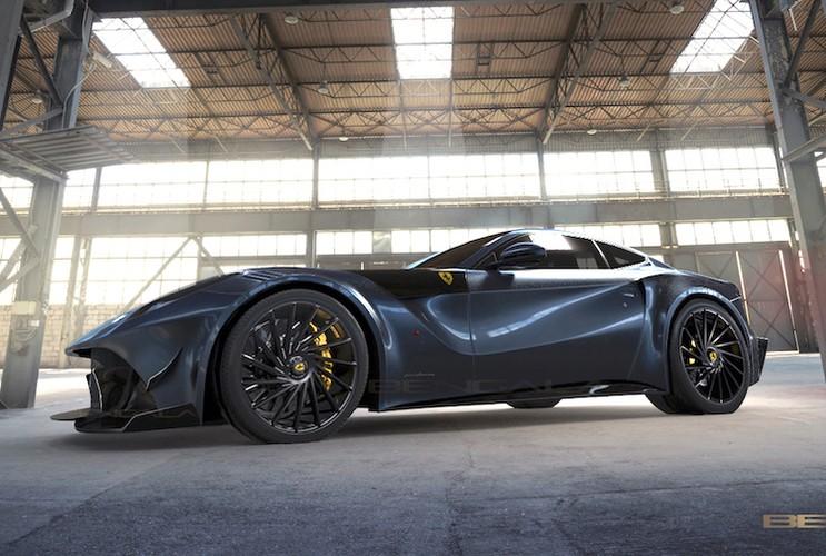 "Sieu xe ""hang thua"" Caballeria cua Ferrari F12Berlinetta-Hinh-5"