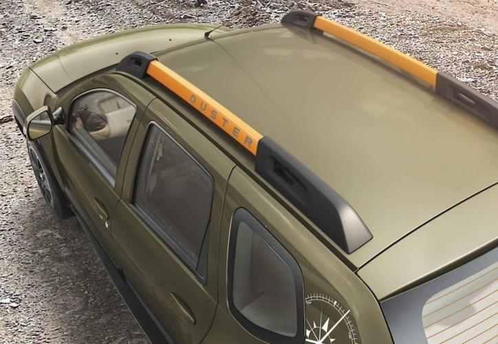 SUV co nho Renault Duster Adventure gia chi 321 trieu-Hinh-7