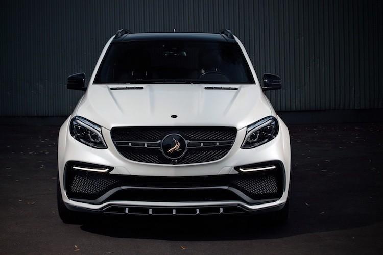 Mercedes-AMG GLE sieu manh voi goi do Topcar hon 400 trieu-Hinh-2