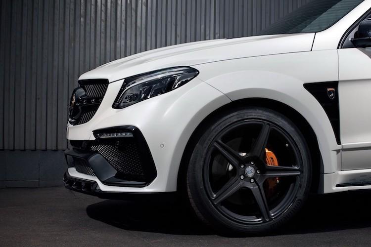 Mercedes-AMG GLE sieu manh voi goi do Topcar hon 400 trieu-Hinh-4