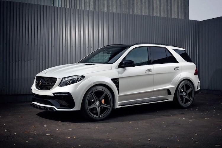 Mercedes-AMG GLE sieu manh voi goi do Topcar hon 400 trieu-Hinh-6