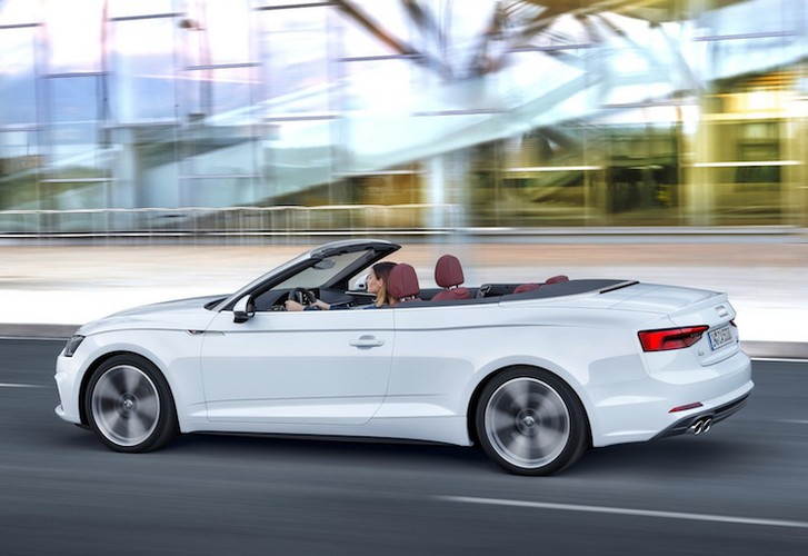 """Audi """"trinh lang"""" mui tran hang trung A5 Cabriolet moi-Hinh-10"""