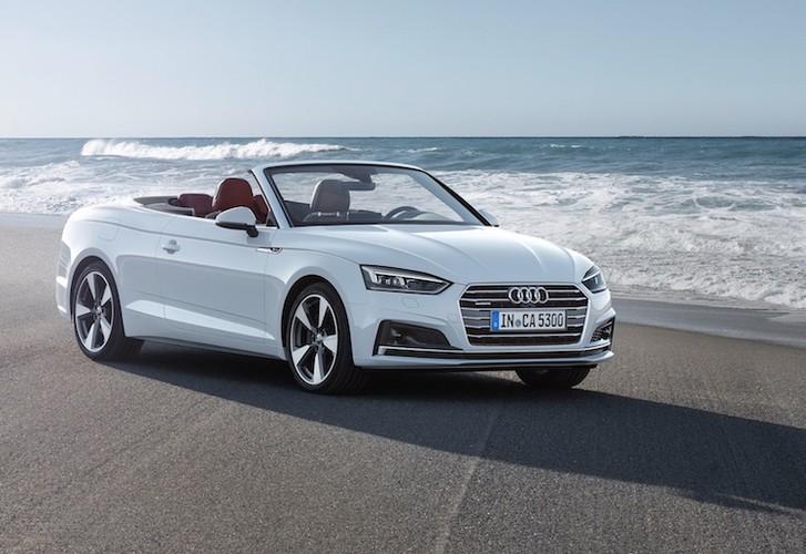 """Audi """"trinh lang"""" mui tran hang trung A5 Cabriolet moi-Hinh-2"""