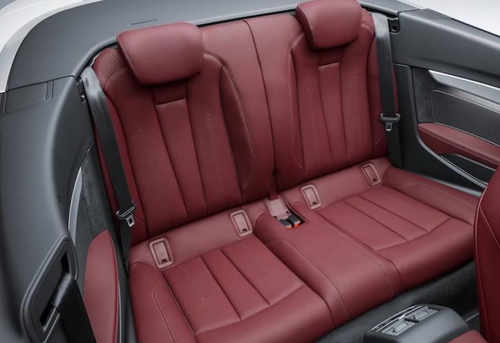 """Audi """"trinh lang"""" mui tran hang trung A5 Cabriolet moi-Hinh-8"""