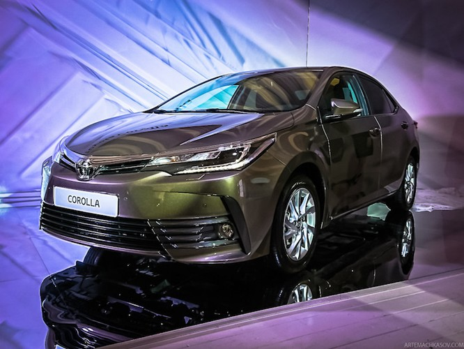 Toyota Corolla Altis 2018 sap ve Viet Nam co gi-Hinh-2