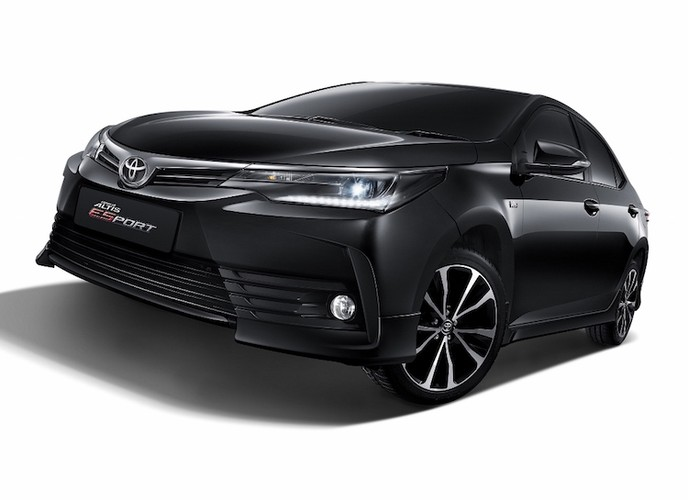 Toyota Corolla Altis 2018 sap ve Viet Nam co gi-Hinh-8