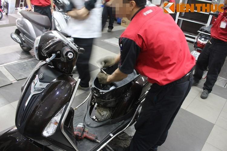 Yamaha Viet Nam 4 lan trieu hoi xe may trong nam 2016-Hinh-10