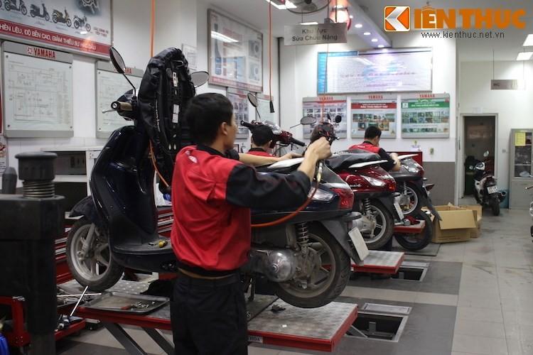 Yamaha Viet Nam 4 lan trieu hoi xe may trong nam 2016-Hinh-2