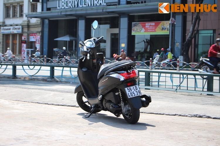 Yamaha Viet Nam 4 lan trieu hoi xe may trong nam 2016-Hinh-9