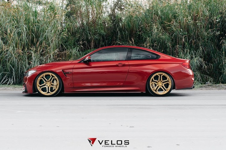 "BMW M4 ""chat choi"" voi mau doc, mam do Lamborghini-Hinh-3"