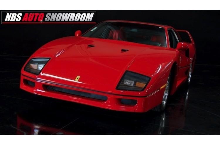 """Xe re tien My """"nhai"""" sieu xe Ferrari F40 gia 293 trieu-Hinh-2"""
