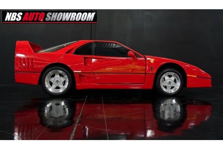 """Xe re tien My """"nhai"""" sieu xe Ferrari F40 gia 293 trieu-Hinh-3"""