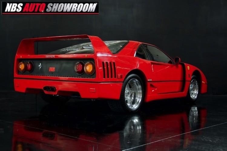 """Xe re tien My """"nhai"""" sieu xe Ferrari F40 gia 293 trieu-Hinh-4"""